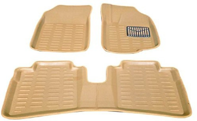 A K Online Services Plastic Standard Mat For Renault Duster(Beige)