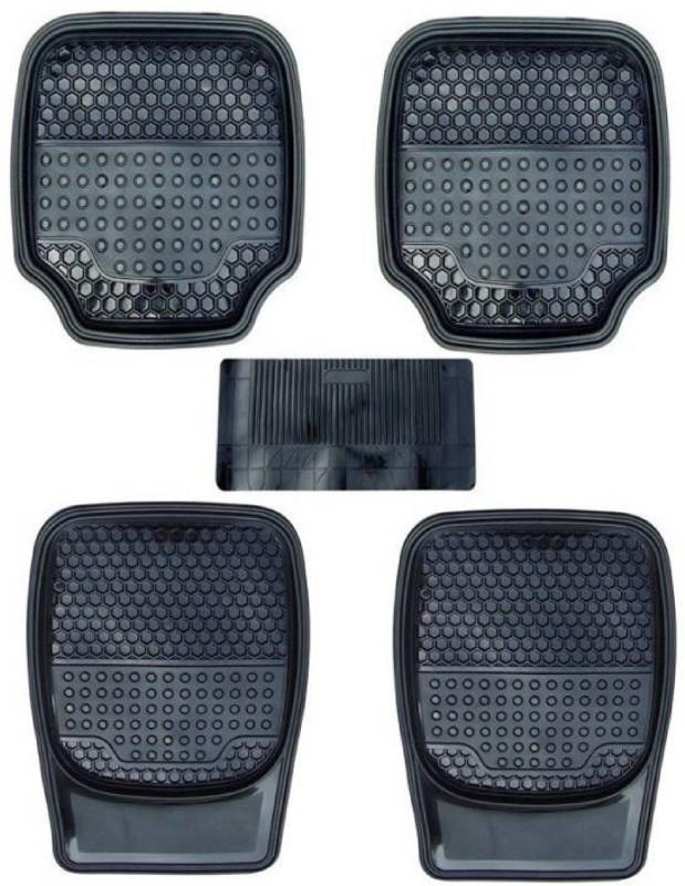 A K online Services Plastic Standard Mat For Hyundai Creta(Black)