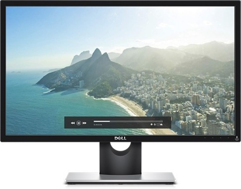 Dell 23.6 inch Full HD Widescreen Flat Panel Display -...