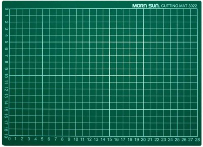 Mornsun A3 Size 45x30cm Cutting Mat(30 cm x 45 cm)
