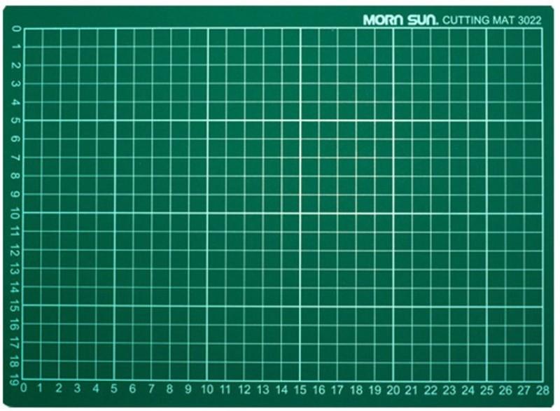 Mornsun A2 Size 60x45cm Cutting Mat(45 cm x 60 cm)