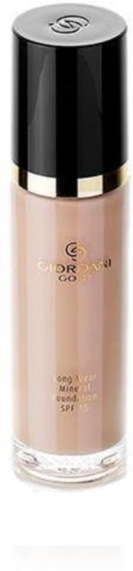 Oriflame Sweden Giordani Gold Long Wear Mineral Foundation SPF 15 - Light Rose Foundation(Light Rose, 30 ml)