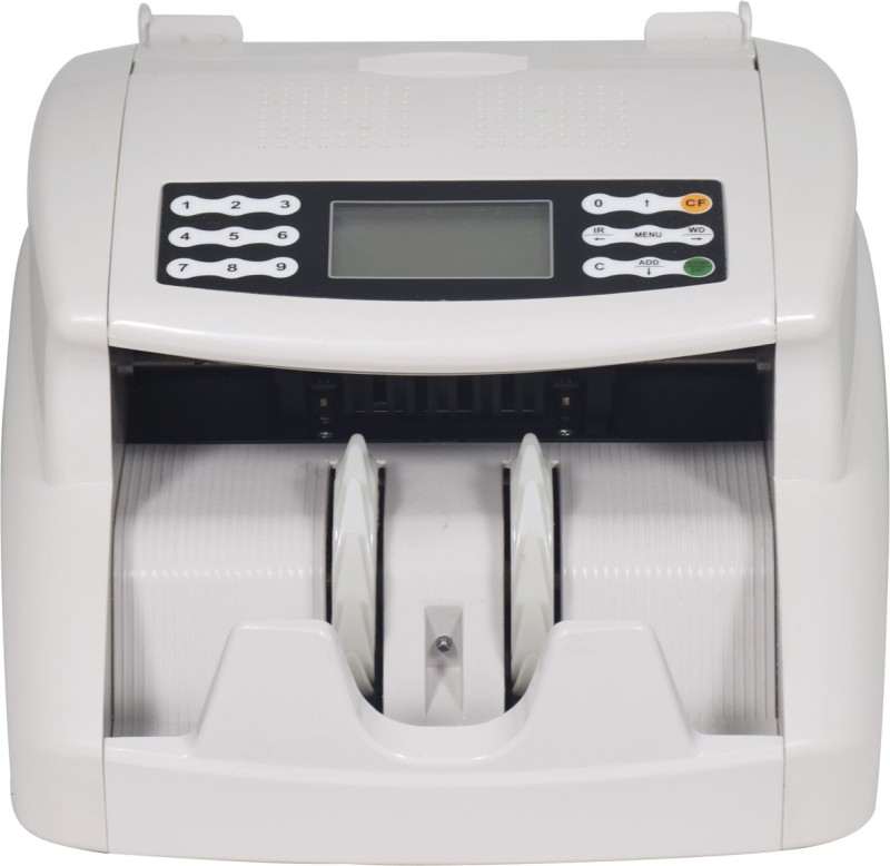 ZEKTRA LNC 12 MG Note Counting Machine(Counting Speed - 1000 notes/min)