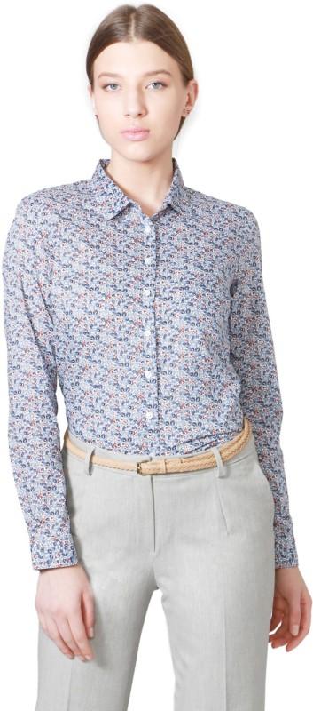Allen Solly Women Printed Formal Shirt