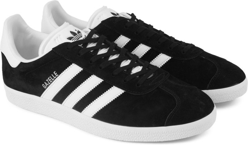 Adidas Originals GAZELLE Sneakers(Black)