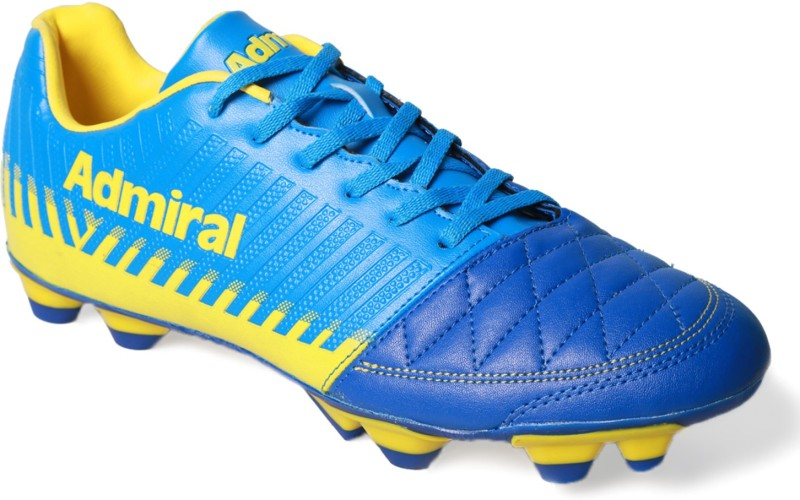 Admiral Johnson II Football Shoes(Blue)
