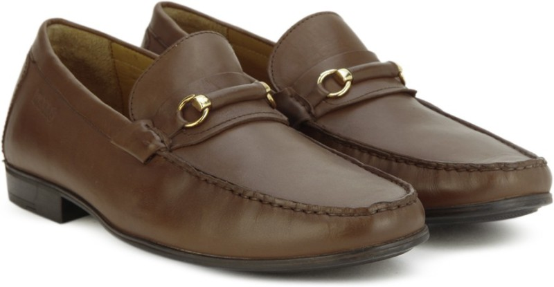 Woods Slip On shoes(Brown)