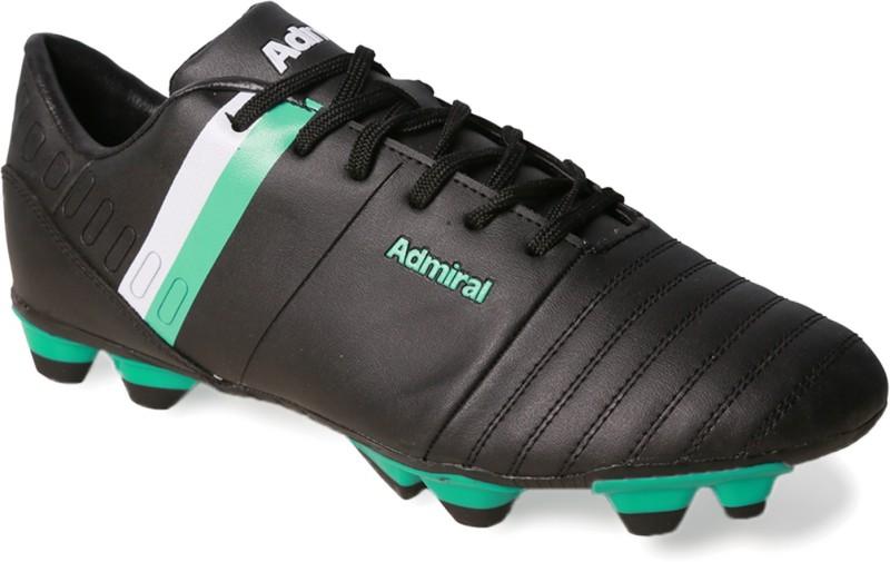 Admiral Paul Football Shoes(Black)