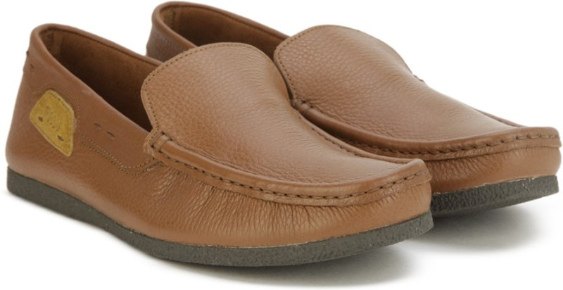 Woods Slip On shoes(Tan)