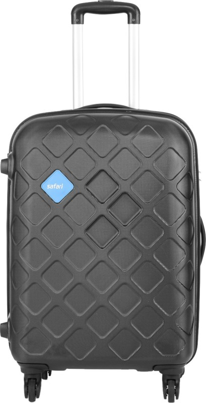 Safari Mosaic Check-in Luggage - 26 inch(Black)