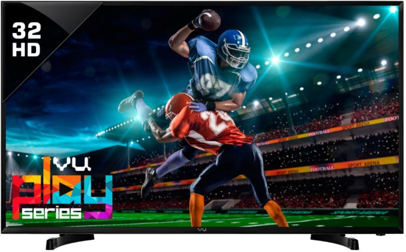 VU 32K160MREVD 32 Inches HD Ready LED TV