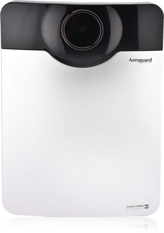 Aeroguard Mist Portable Room Air Purifier(Silver, Black)