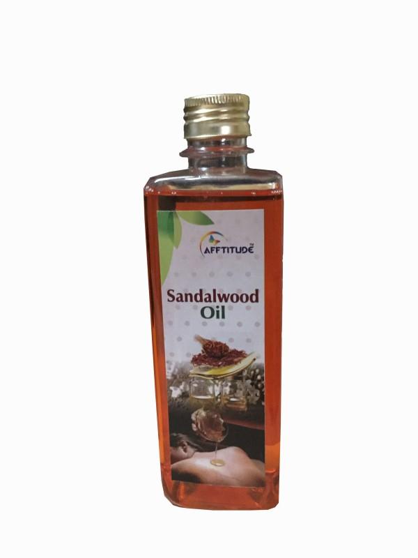 AFFTITUDE SANDALWOOD OIL(500 ml)