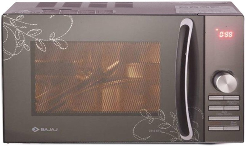 Deals | Bajaj 23 L Convection Microwave Oven 1 Year Warran