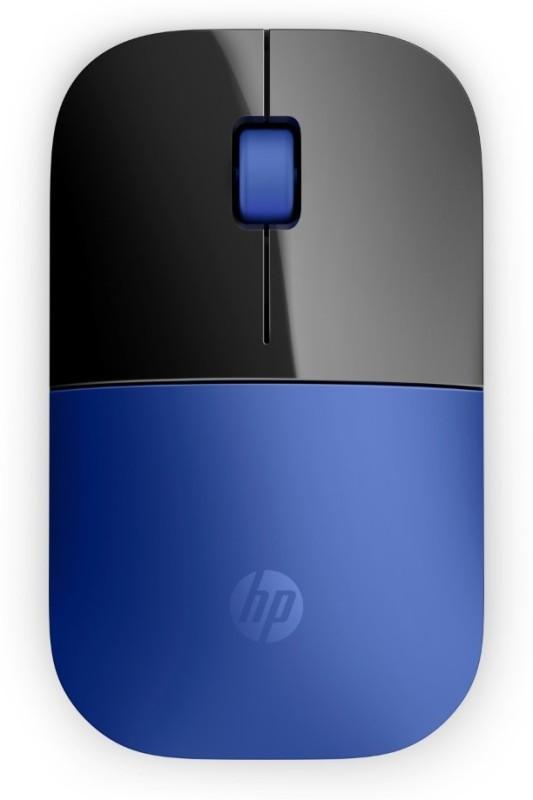HP Z3700 Wireless Optical Mouse(2.4GHz Wireless, Blue)