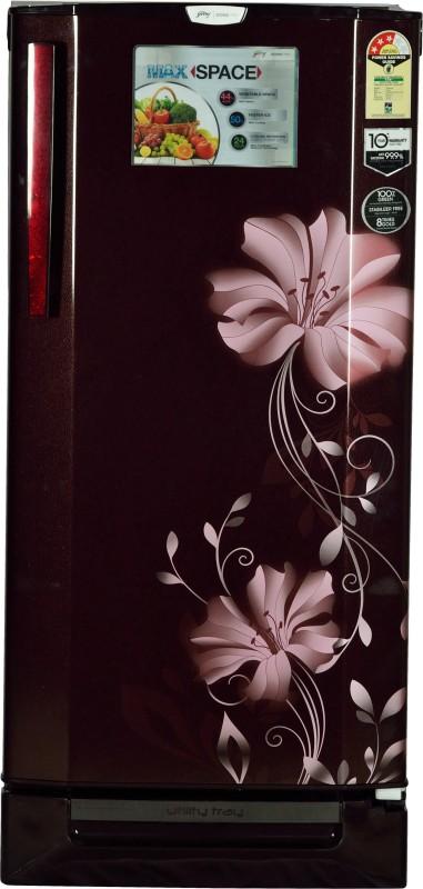 Godrej 190 L Direct Cool Single Door Refrigerator(Iris Wine, RD...