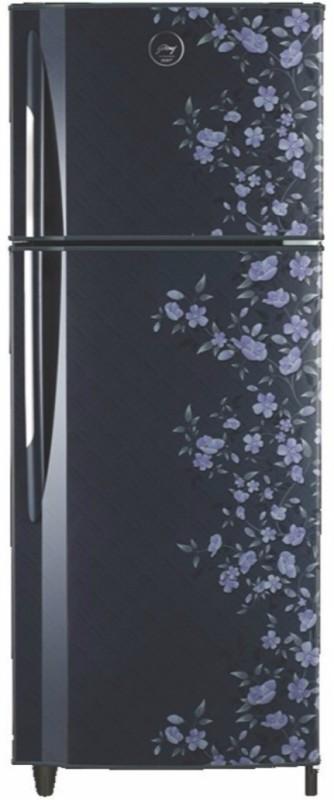 Godrej 260 L Frost Free Double Door Refrigerator(Indigo Floret, RT...