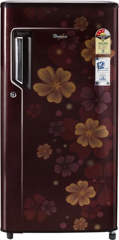 Whirlpool 185 L Direct Cool Single Door Refrigerator(Wine Orbit, 200...