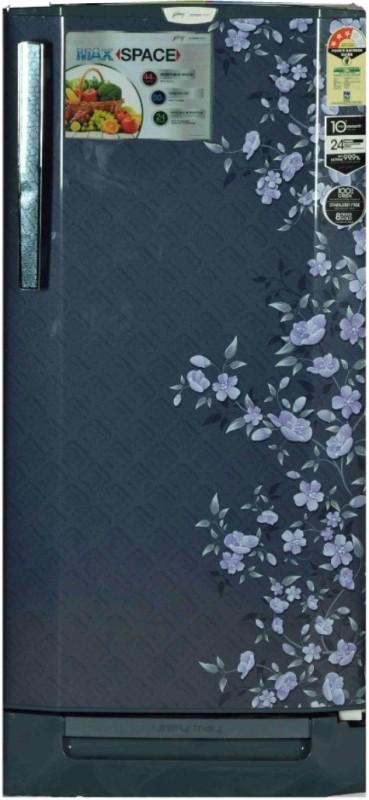 Godrej 190 L Direct Cool Single Door Refrigerator(Indigo Floret, RD...