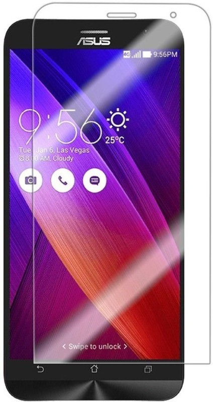 Khatri Shop Tempered Glass Guard for Asus Zenfone 6(Pack of 1)