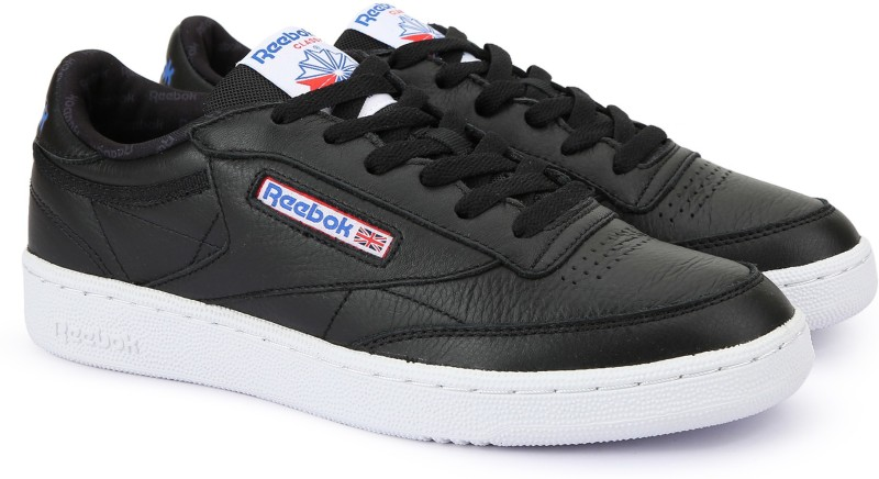 Reebok CLUB C 85 SO Sneakers(Black)