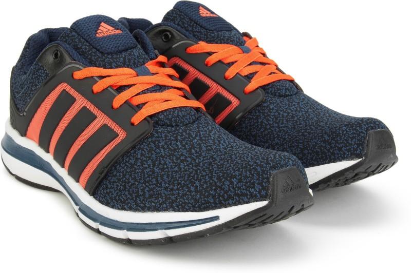 Adidas YARIS M Running Shoes(Black, Blue)