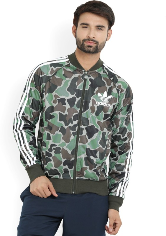 ADIDAS ORIGINALS Printed Mens Track Top