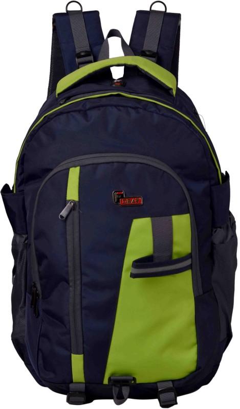 F Gear Reactor 46 L Backpack(Blue, Green)