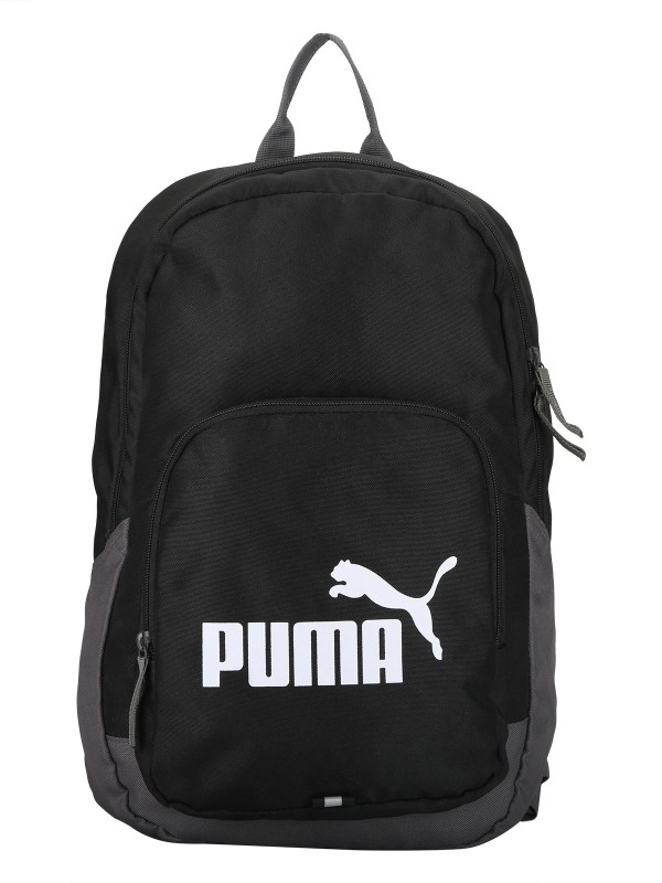 Puma Phase 21 L Laptop Backpack(Black)