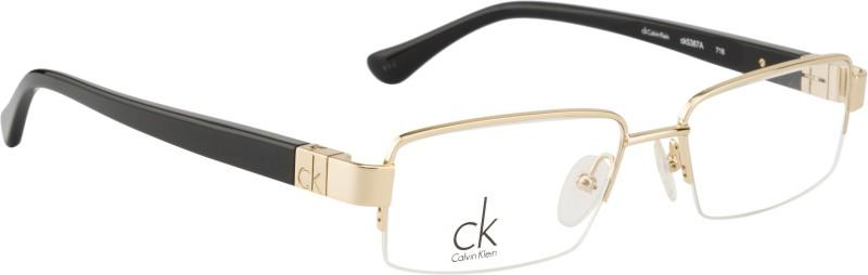 Calvin Klein Full Rim Rectangle Frame(53 mm)