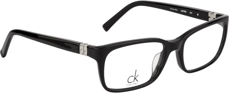 Calvin Klein Full Rim Wayfarer Frame(51 mm)