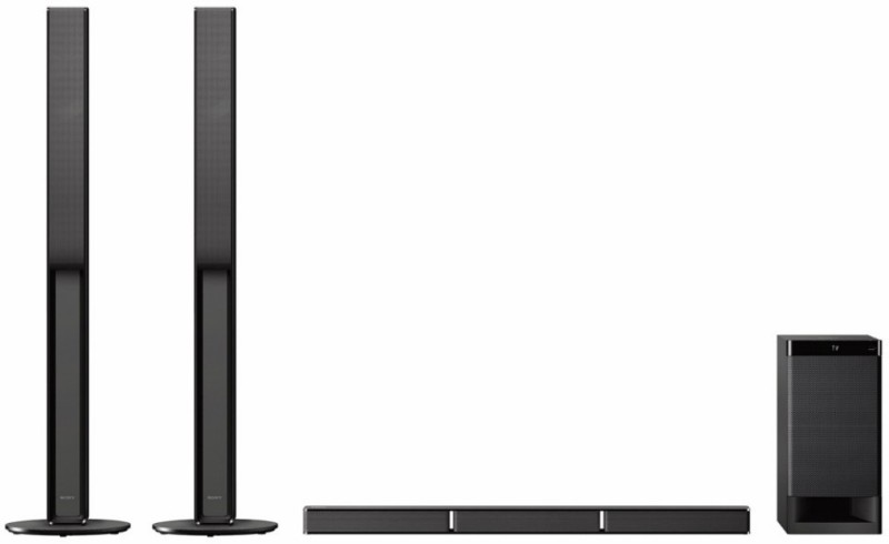 Sony RT40 Tall Boy System with Dolby Home Theatre(Black, 5.1 Channel)