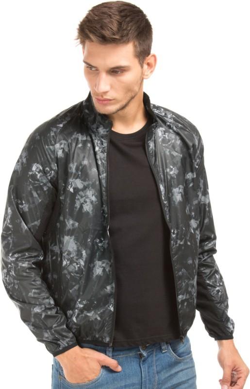 Flying Machine Full Sleeve Printed Men Casual Jacket