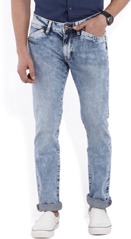 Wrangler Slim Men's Light Blue Jeans