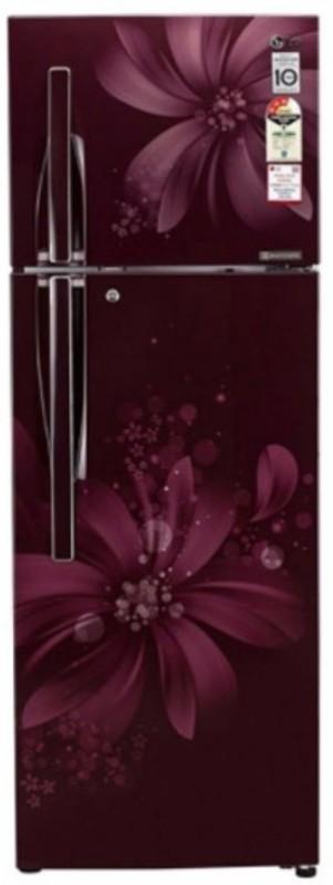 LG GL I302RSAY 284Ltr Double Door Refrigerator