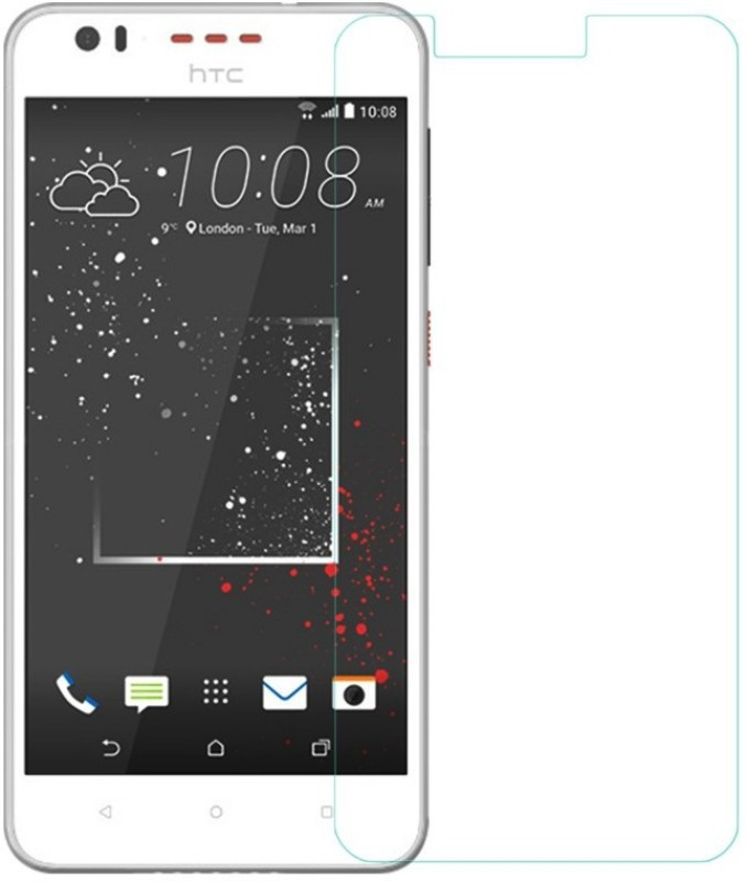Mobile Miracle Tempered Glass Guard for HTC Desire 825