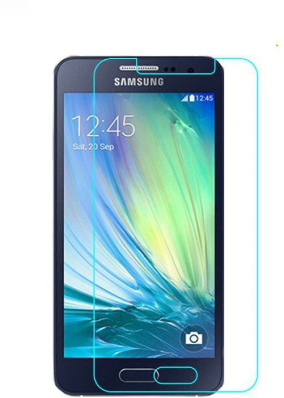 NE Mobiles Tempered Glass Guard for Samsung Galaxy A3 (2016)