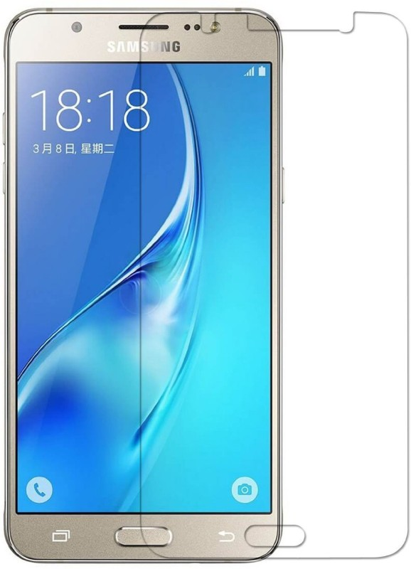 Mobile Shringar Tempered Glass Guard for Samsung Galaxy On8