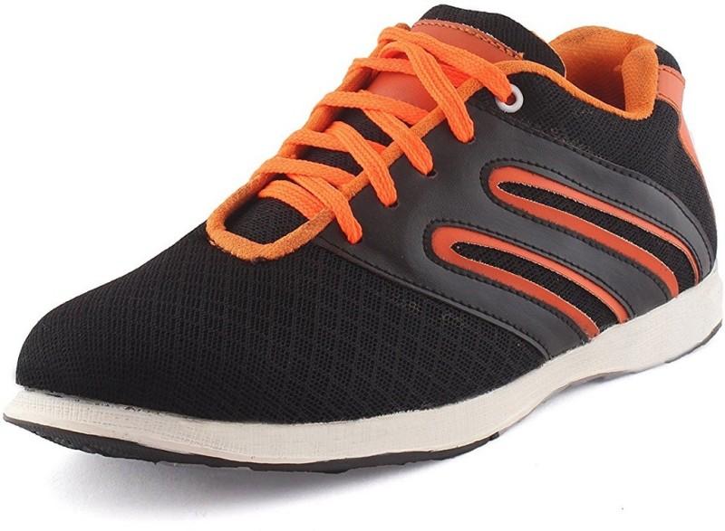 Redfoot Running Shoes For Men(Orange, Black)