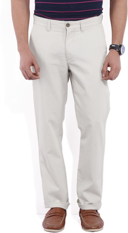 Arrow Sport Slim Fit Mens Trousers
