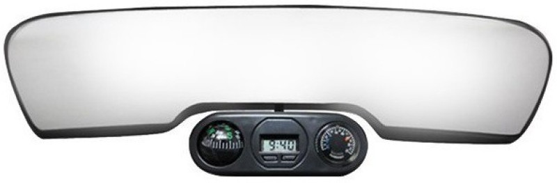 motopart Manual Rear View Mirror For Universal For Car Universal For Car(Interior)