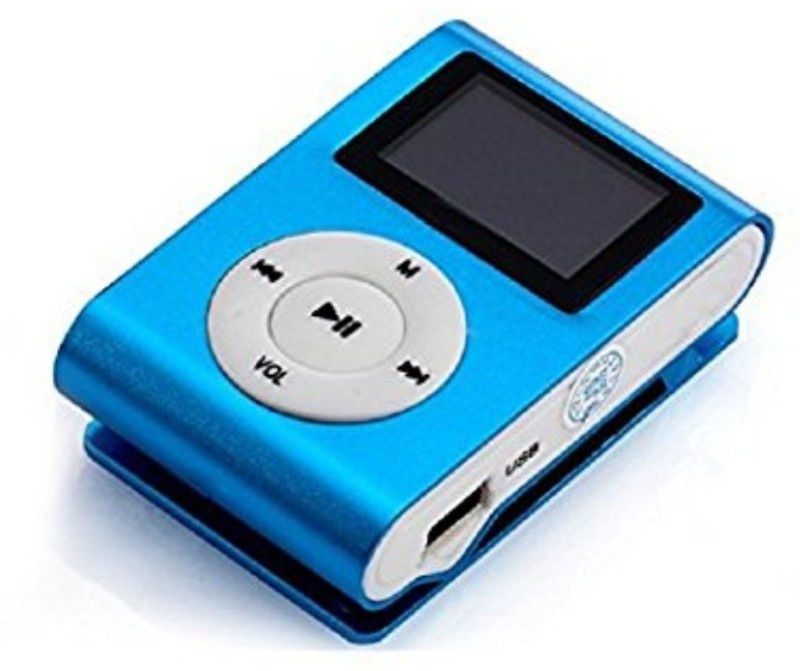 mobone SG-9971 32 GB MP3 Player(Blue, 2.4 Display)