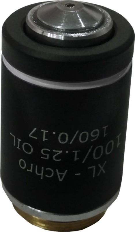 LABOVISION SEMI PLAIN 100x jis Objective Microscope Lens