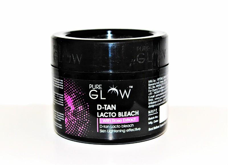PURE GLOW D-TAN LACTO BLEACH(500 ml)