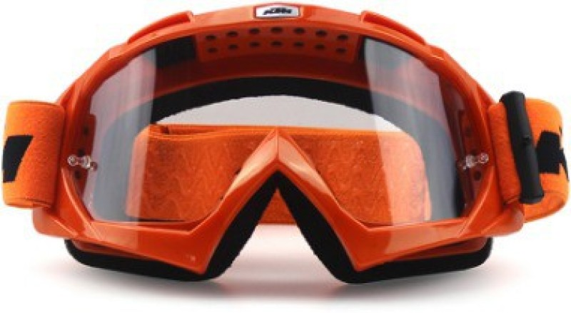 AutoSun Motocross KTM Off Road Protective Gear Matched MX Bike Goggles For KTM 390 Duke Motorcycle Goggles(White)
