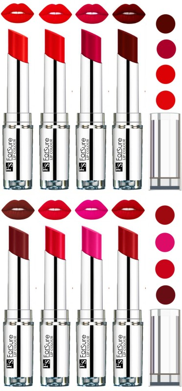 Forsure Hot Red,Magenta,Maroon,Orange,Wine,Ruby Red,Rose Pink,Sweet Red VELVET MATTE LIPSTICK(Hot Red,Magenta,Maroon,Orange,Wine,Ruby Red,Rose Pink,Sweet Red, 32 g)