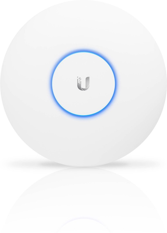 Ubiquiti Networks UniFi UAP-AC-PRO-US Dual Radio Enterprise Wi-Fi System Access Point(White)