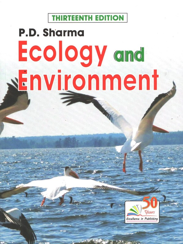 Ecology and Environment(English, Paperback, P D Sharma)
