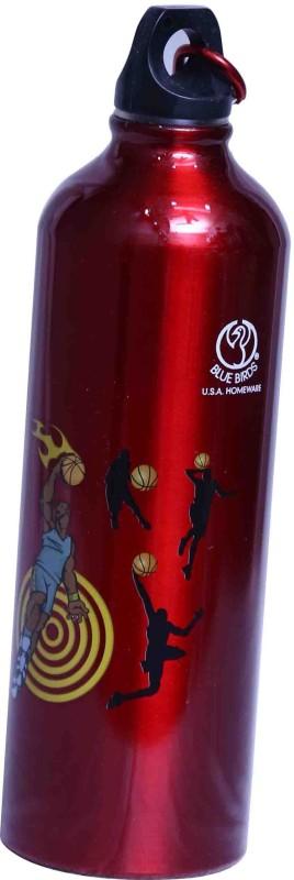 Blue Birds USA Homeware Sport Bottle 750 ml Bottle(Pack of 1, Red)