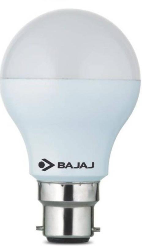 Bajaj 7 W Standard B22 LED Bulb(White)